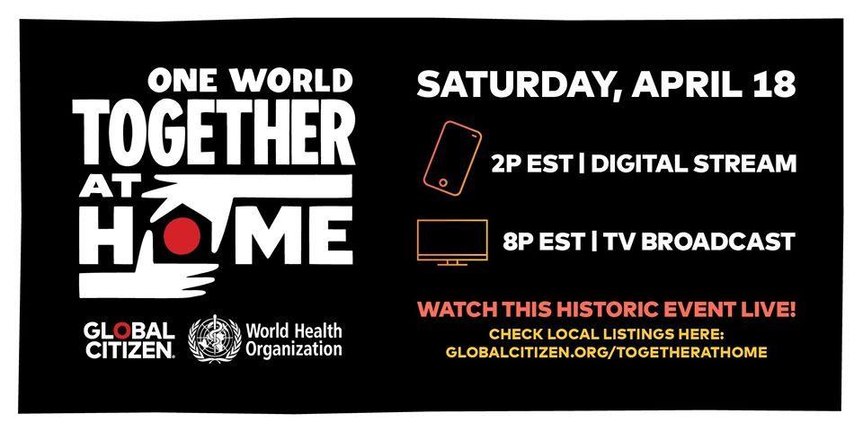 "В сабота онлајн концерт ""One World: Together at home#: Настапуваат Андреа Бочели, Елтон Џон, Малума, Пол Макартни, Ени Ленокс…"