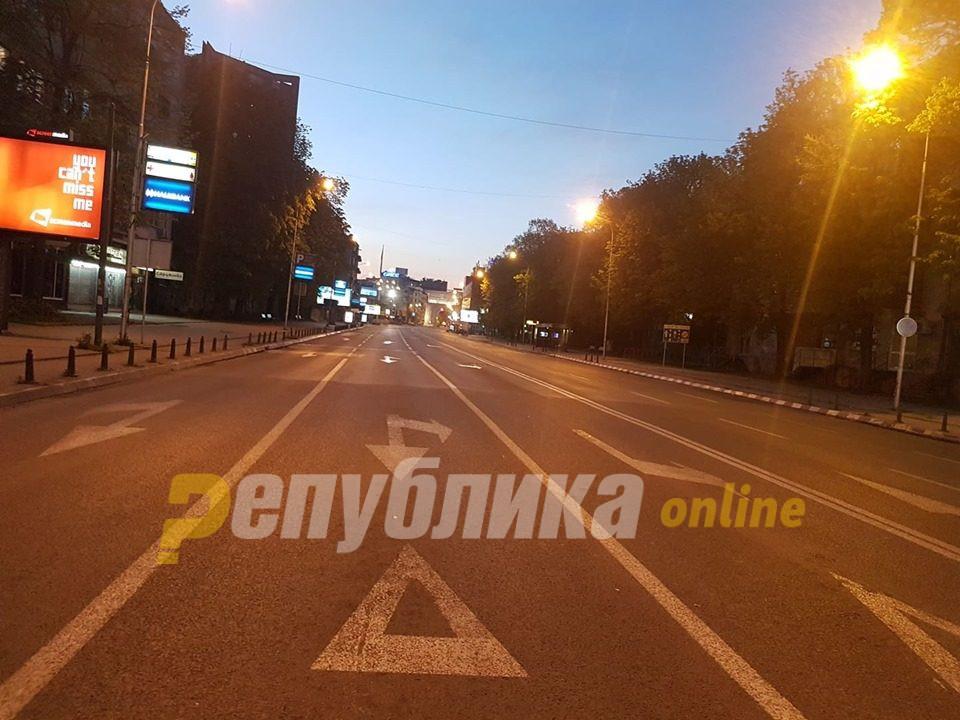 Драма во Скопје: Двајца браќа прекршиле полициски час, па еден од нив ги нападнал полицајците