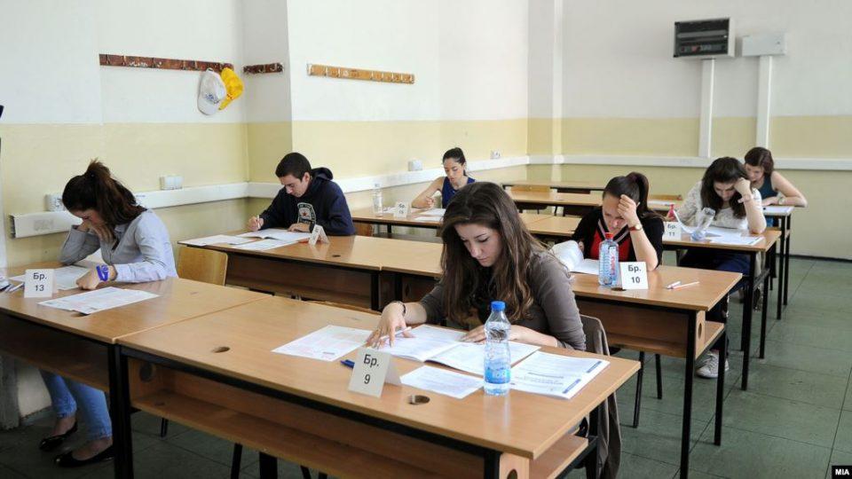 Укинување на државната матура за учебната 2019/2020, бараат од ВМРО-ДПМНЕ