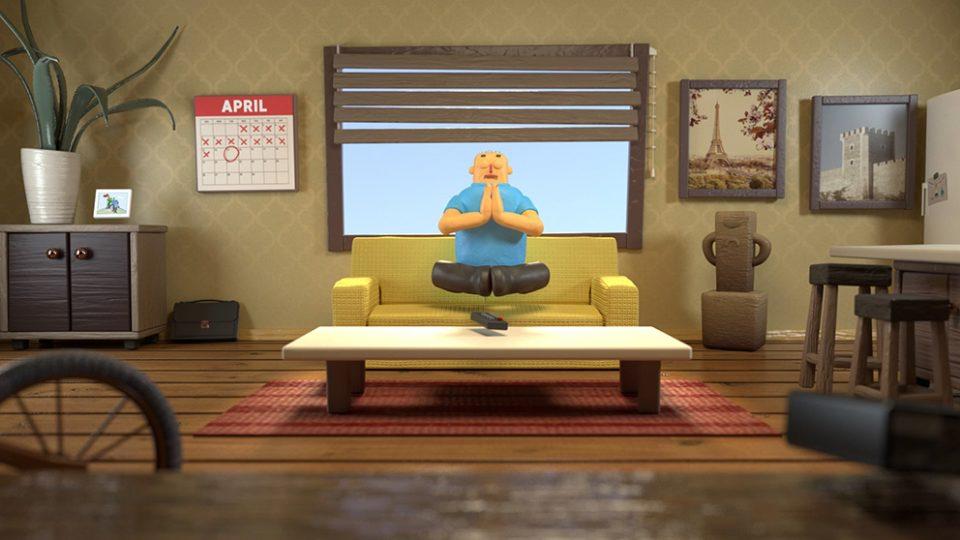 Македонско-австралиското 3-Block Studio направи анимиран филм за глобалниот карантин