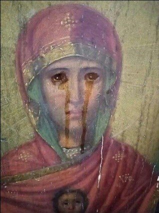 Во храм во Русија почна да мироточи икона на Мајката Божја од 18 век