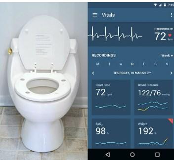 Тоалет од иднината: Штом седнете ќе препознава болести