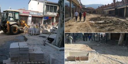 Граѓаните лути: Додека Скопје е затворено со полициски час, кој ни ја уништи Чаршијата?