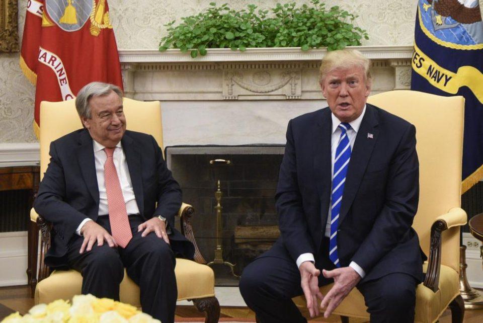 Трамп го прекина финансирањето на СЗО, Гутереш со апел: Сега не е време за тоа