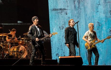 U2 донираше 10 милиони долари во фондот за борба против коронавирусот