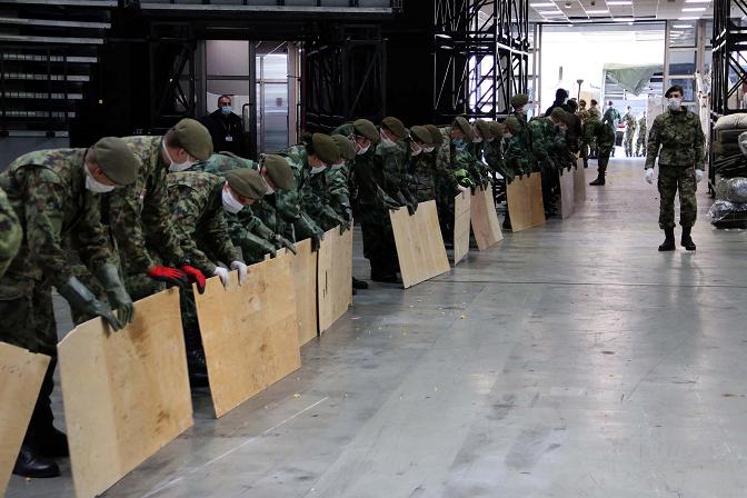 Цел гарнизон на Првата бригада на војската на Србија е заразен со ковид-19
