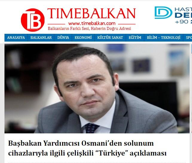 """""""Кому му се додворувате, господине Османи?"""": Зошто СДСМ и ДУИ свесно ја караат Македонија со Турција?"""