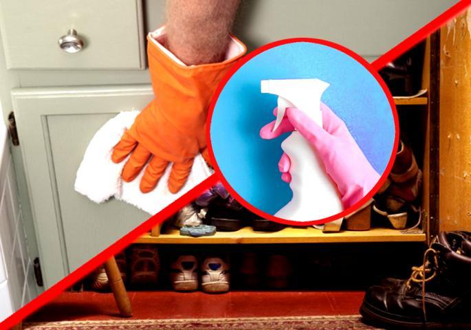 Колку често треба да го дезинфицирате вашиот дом?