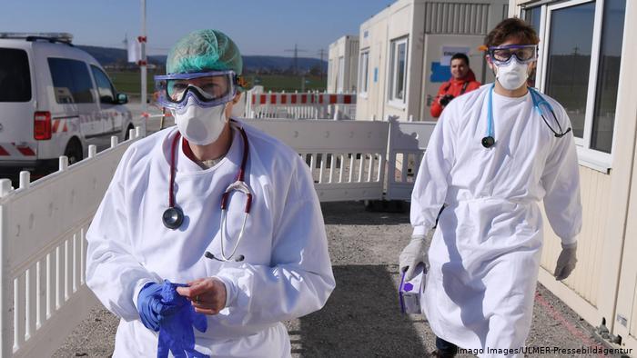 За еден ден во Франција починаа 833 лица од Ковид-19