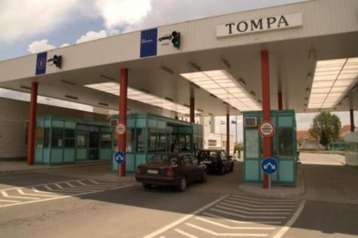 Отворени три гранични премини помеѓу Унгарија и Србија