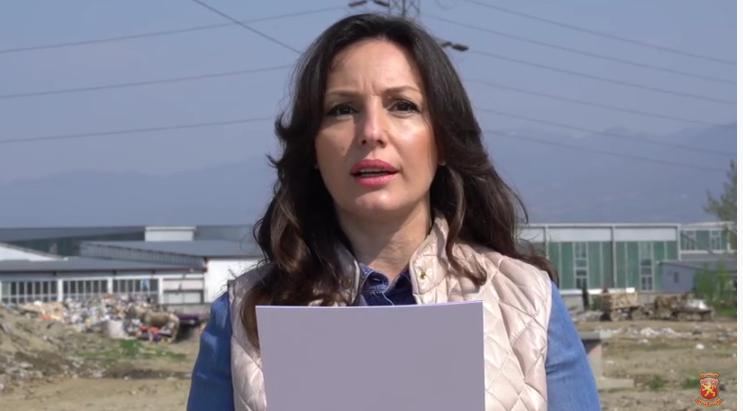 Попова до Шилегов: Доста позираш, кривично треба да одговараш што го труеш Скопје со дивата депонија Вардариште
