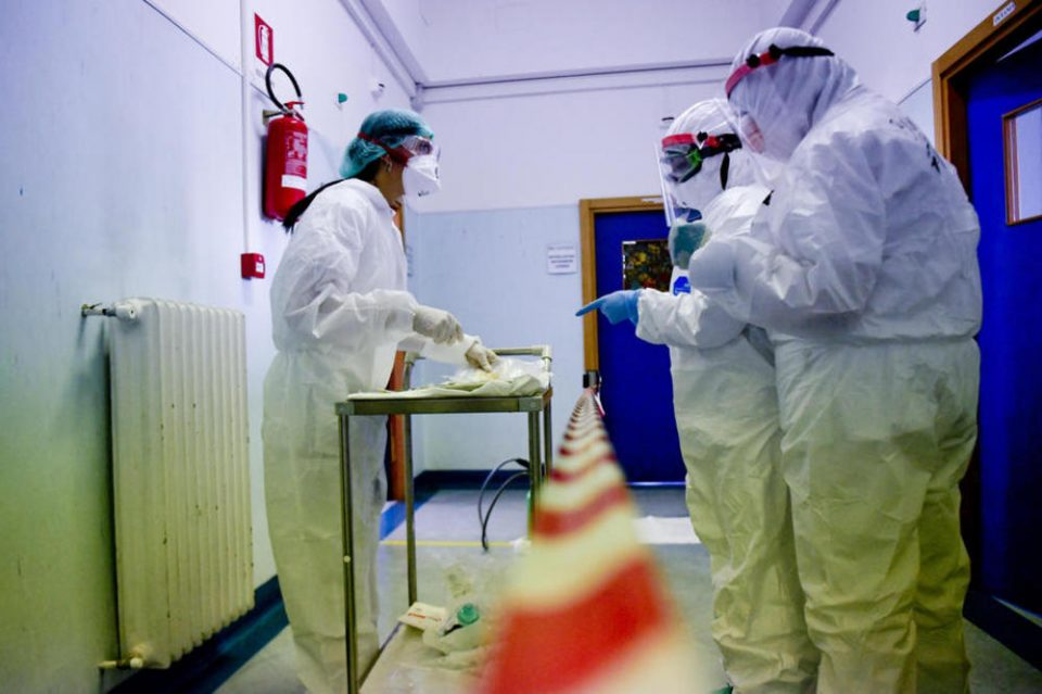 Се рушат рекорди во Италија: Денеска срушен најцрниот од почетокот на пандемијата