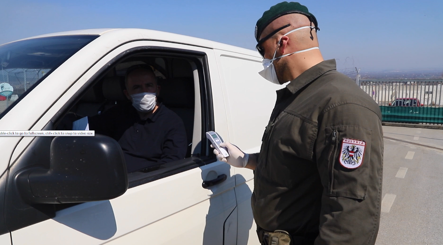 КФОР потврди дека негови припадници се заразени од Ковид-19, а двајца вработени цивили починале