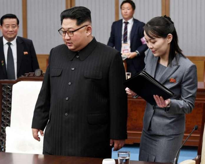 Сестрата на Ким Јонг-ун отфрлa секаква можност за нови преговори со САД