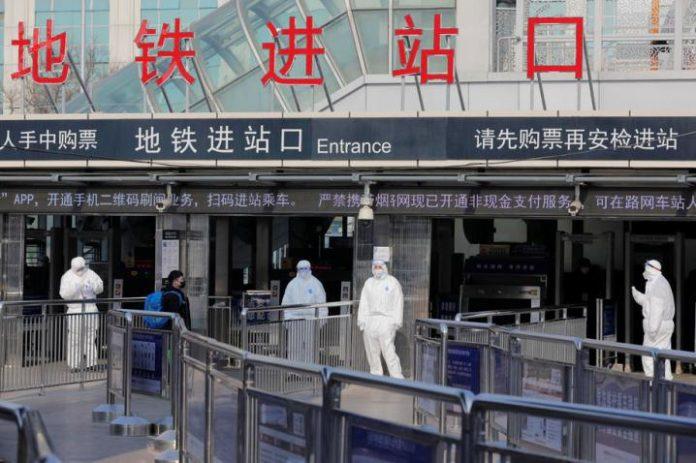 Осум нови случаи на ковид-19 во Кина, сите се увезени