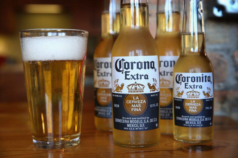 """Привремено запрено производството на мексиканското пиво """"Корона"""""""