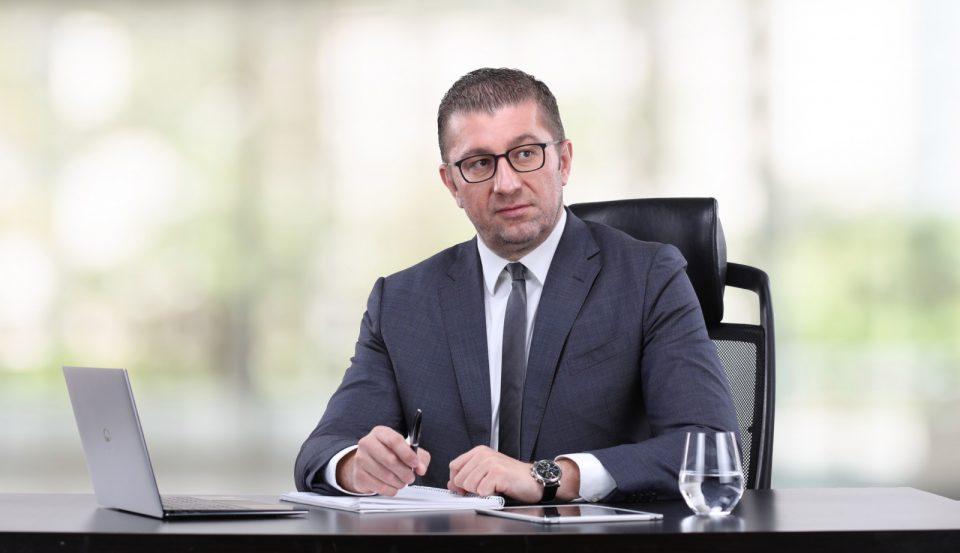 Мицкоски: Ќе го победам Заев на избори и ќе му покажам како се води државта