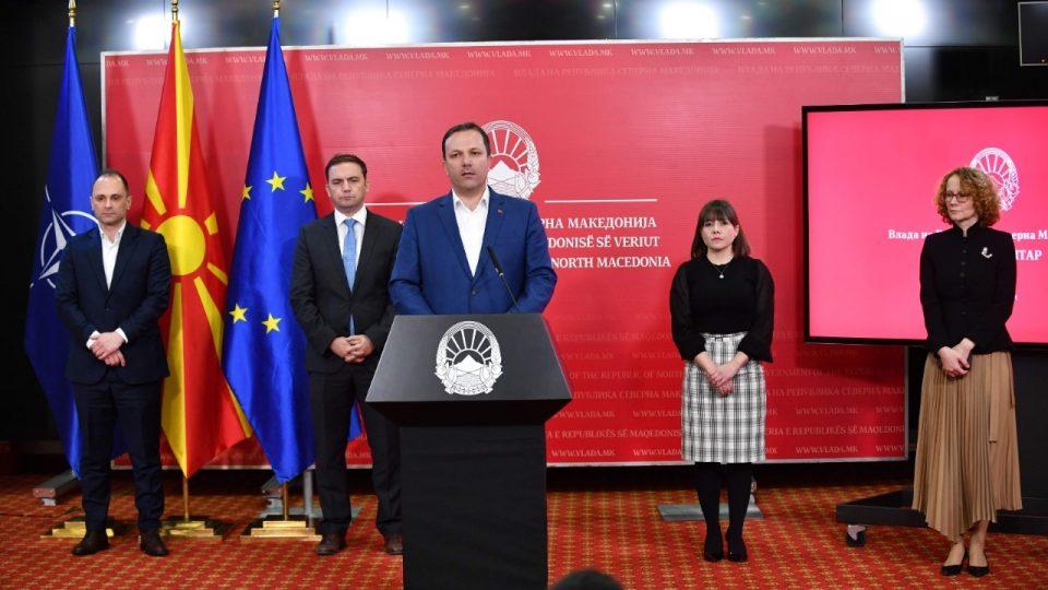 ВО ЖИВО: Спасовски ќе го презентира третиот пакет економски мерки
