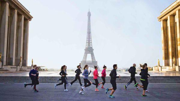 Париз воведе забрана за џогирање во текот на денот