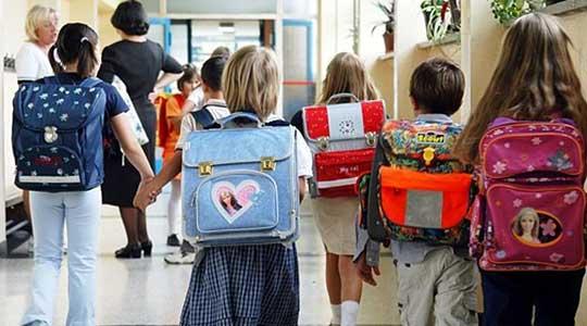 Уписите во основните и средните училишта во јуни, на факултетите во август и септември
