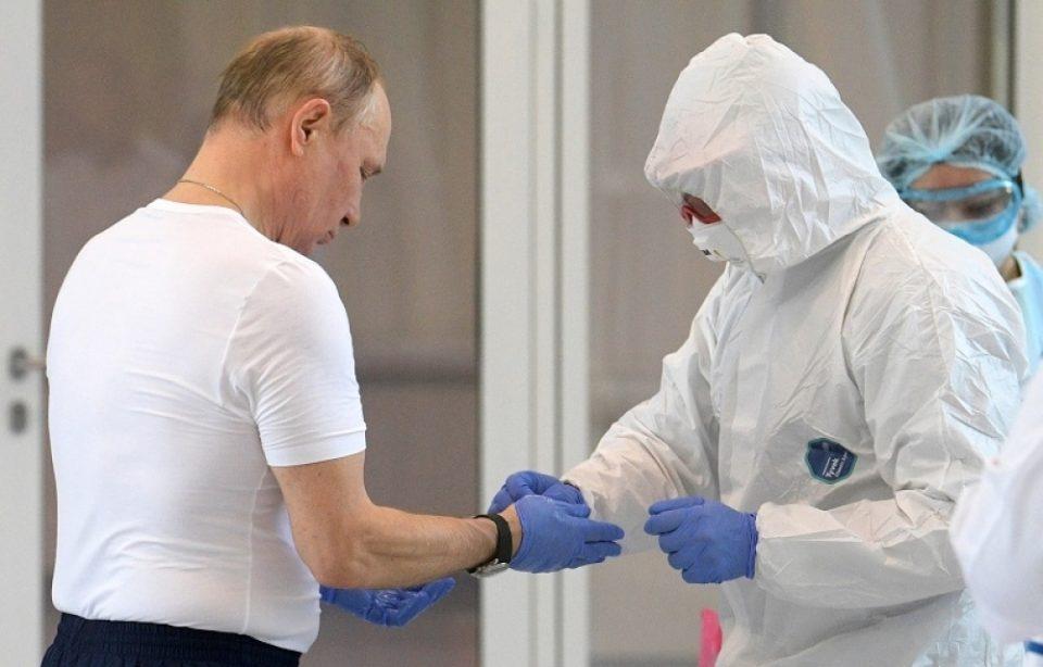 Путин се уште нема одлучено дали ќе прими корона вакцина