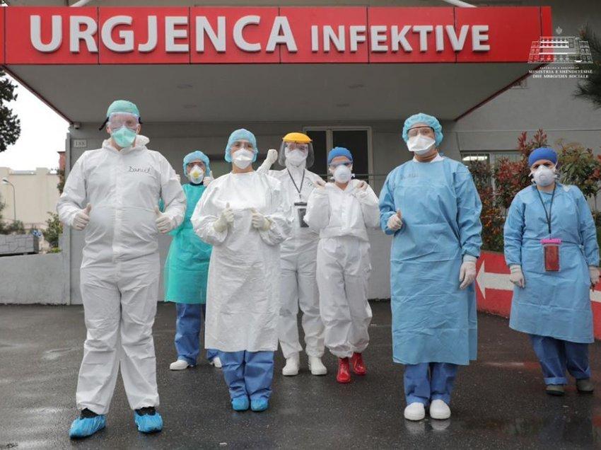 Во Албанија досега излекувани 89 пациенти, бројот на заболени помал од Македонија