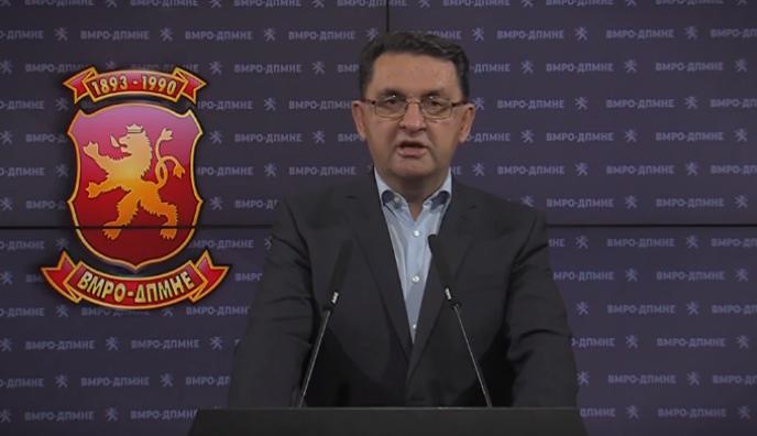 Славески: Заев направи експропријација на парите од пензискиот фонд, нашата идеја за користење на овие пари нема никаков ризик за пензиите на пензионерите