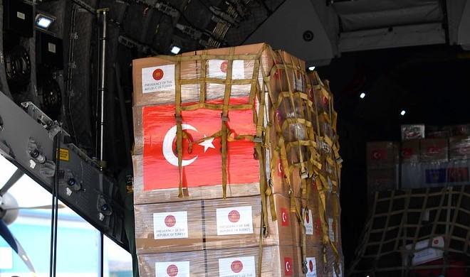 Пендаровски му се заблагодари на Ердоган за турската помош