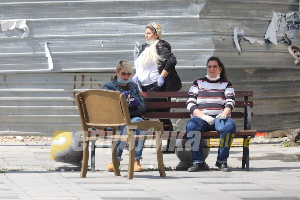461 граѓанин фатен без маска во изминатото деноноќие
