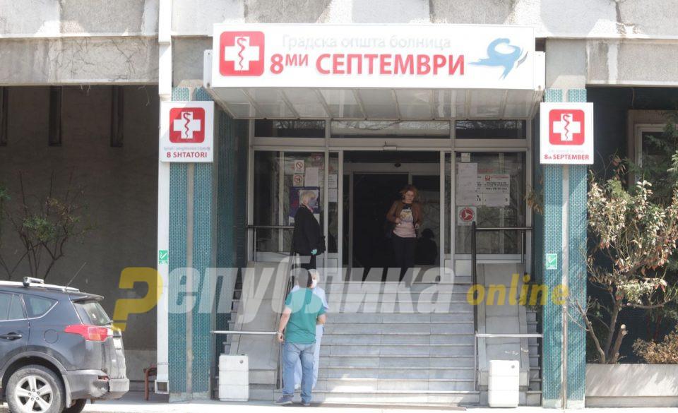 Скопјанец, дебранец и струмичанец нови жртви на вирусот, 123 се новозаболени