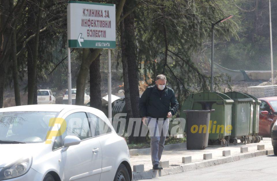 Од новите 24 случаи со ковид-19 во Скопје најмногу се од Сарај и од Бутел