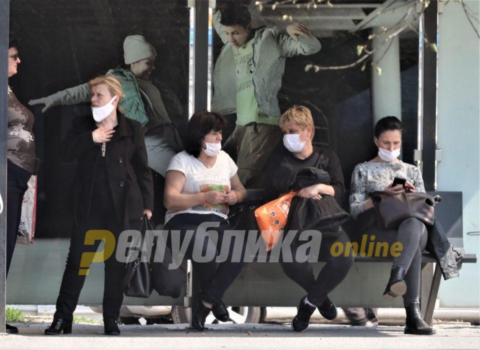 Полицискиот час да почнува од 19 часот, граѓаните задолжително да носат заштитни маски