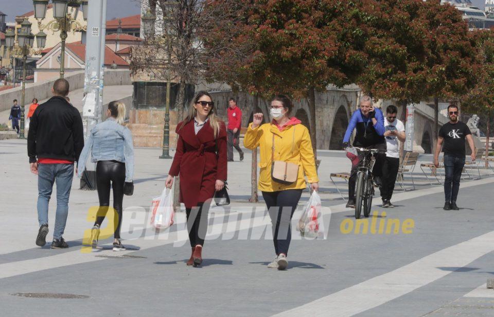 Скопје со над 10.000 активни случаи на Ковид-19, Прилеп и Куманово со по над 1.000