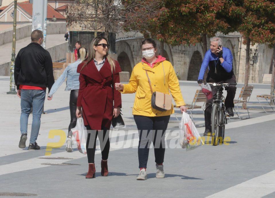 Мутација откриена летово кај пациент во Охрид доминира меѓу заболените од Ковид-19 во Македонија