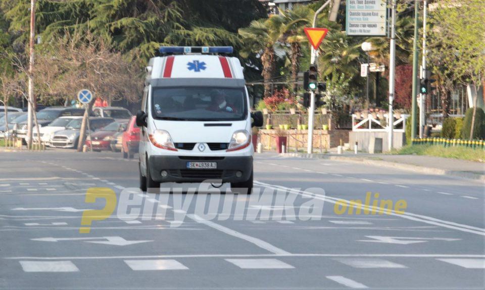 Милошоски: Статус за ново амбулантно возило да пишат и директорите на болниците во Битола, Прилеп, Велес