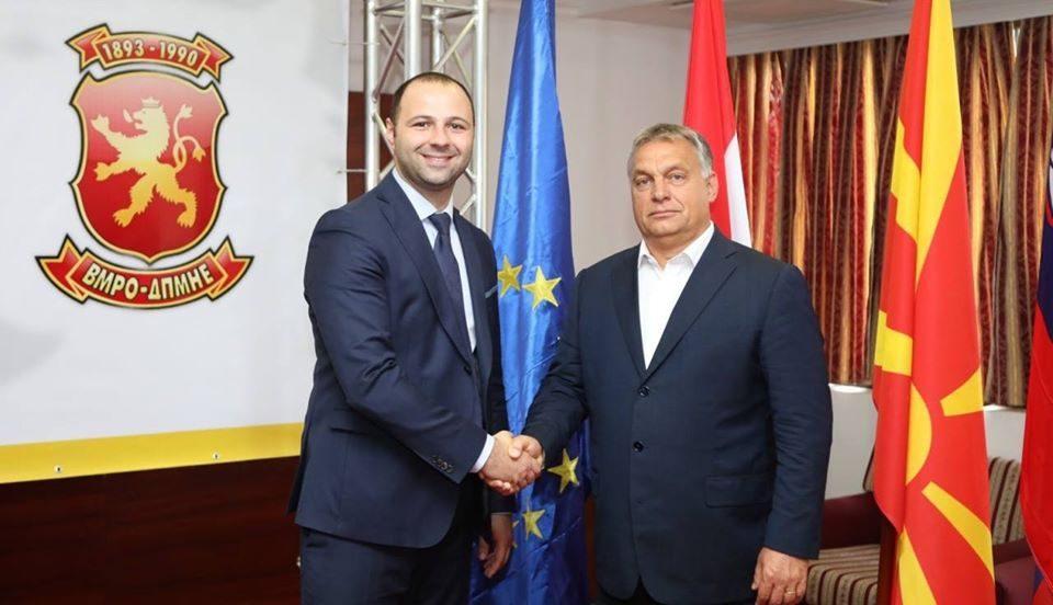 Како ретко кој во историјата на нашата држава, Виктор Орбан и владата на Унгарија се силен поддржувач на Република Македонија