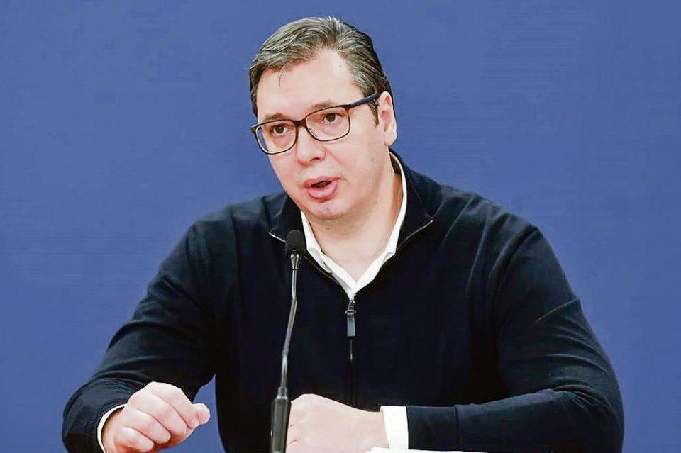 Претседателот е скршен од тешката вест: Најдобриот другар на Вучиќ од детството почина од корона