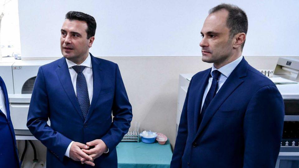 ВМРО-ДПМНЕ: Заев и Филипче потфрлија, Македонија е помеѓу земјите со најголема смртност од Ковид-19 во Европа