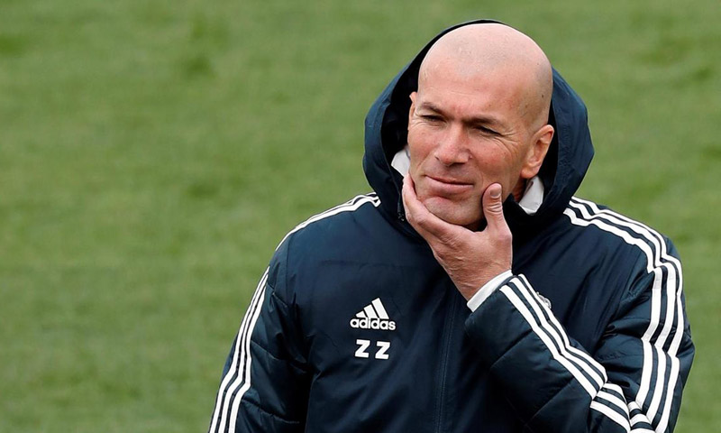 Зидан мора во самоизолација, Реал Мадрид без својот тренер некое време