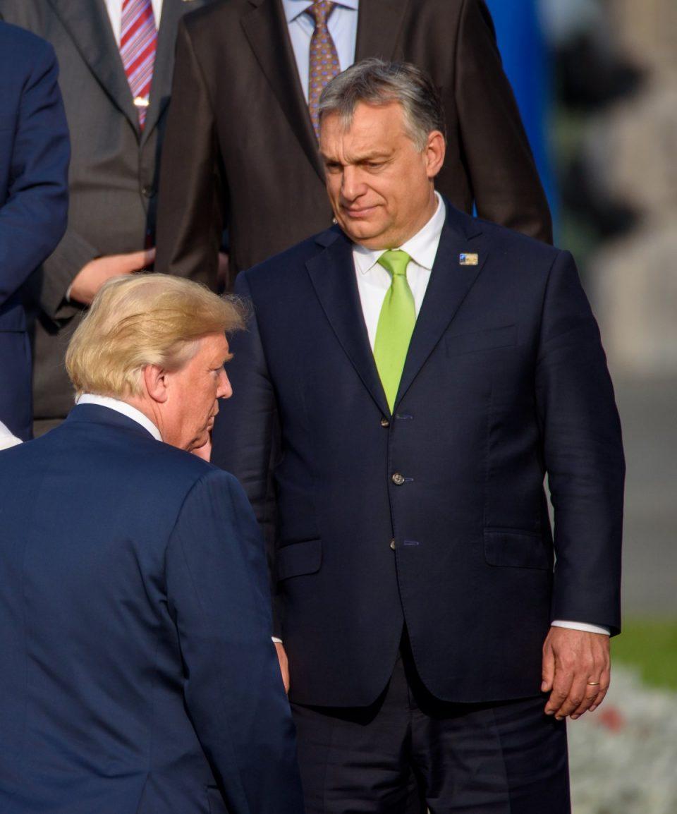 Телефонски разговор Орбан – Трамп: Билатералните политички и економски врски меѓу Унгарија и САД се одлични