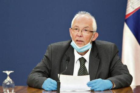 Д-р Кон: Србија излегува од епидемијата, носењето маски на отворено е бесмислено