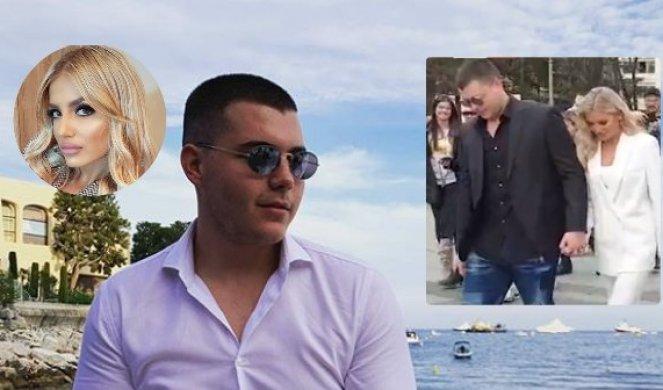 Лепа Брена има уште една снаа: Виктор ја донесе девојката на неодредено време…