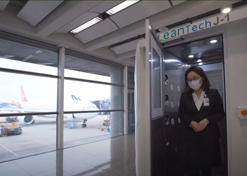 """Оваа кабина ќе биде """"спас"""" за аеродромите?"""
