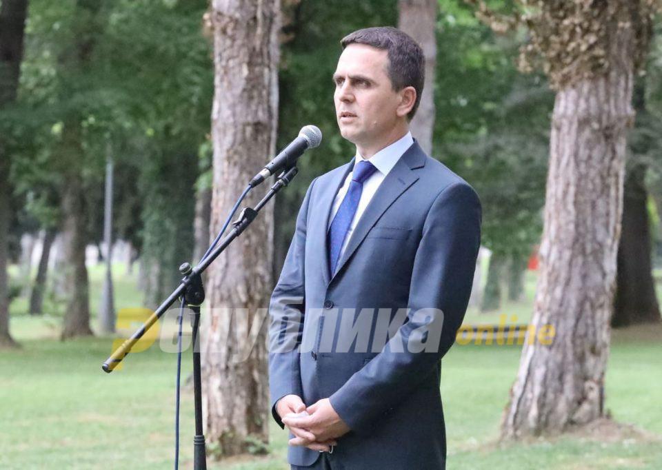 Касами: Ако Спасовски не одговори каде е Мијалков, бараме оставка