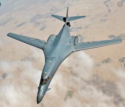 Суперсоничен бомбардер од 400 милиони долари го параше небото над Македонија