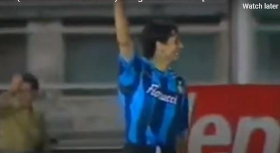 Панчев играше за Интер и даде само еден гол
