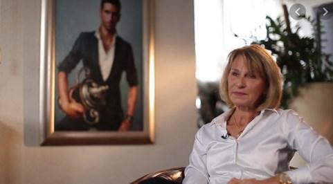 Мајката Дијана открива: Новак беше на удар на албански екстремисти, не чуваше Скотланд Јард