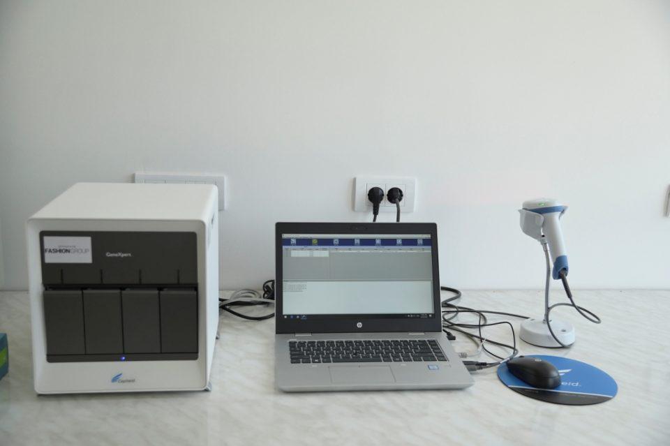 Институт за јавно здравје доби апарат што ќе прави тестови за Ковид-19 за 30 минути
