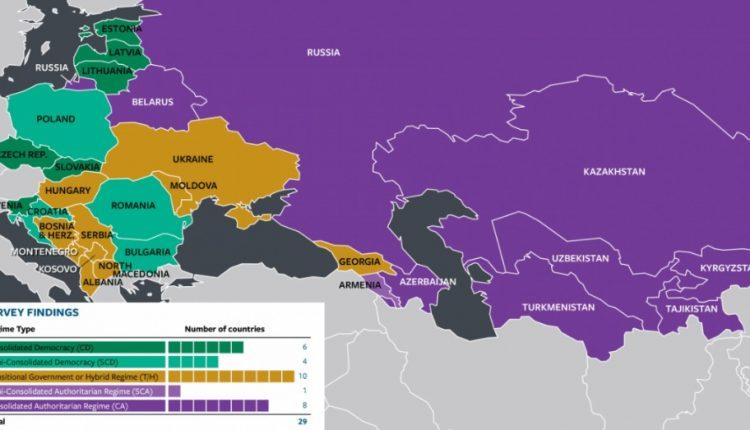 Македонија и натаму важи за хибриден режим во транзиција, наведено е во најновиот извештај на Фридом Хаус