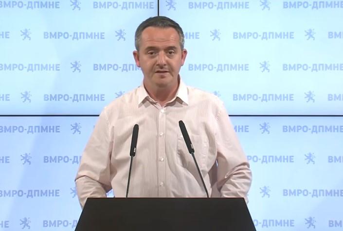 ВМРО-ДПМНЕ: Власта ја крие вистинската бројка на заразени, да се направи масовен скрининг